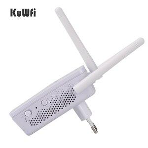 Image 2 - 1200Mbps sans fil Wifi Booster répéteur Extender routeur Point daccès 2.4G/5G double bande avec 4 antennes externes Support WPS