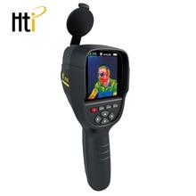 HT-18 ручной Термографическая камера Инфракрасная тепловая камера HT18 Цифровой Инфракрасный Тепловизор с 2,4 дюймовым цветным ЖК-дисплеем