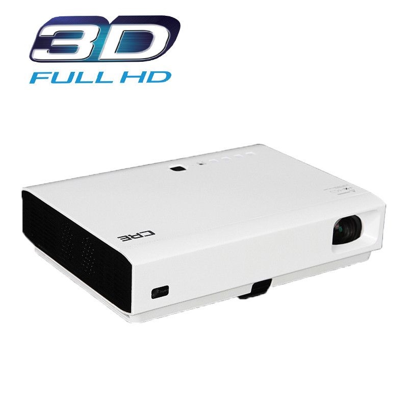 Laser 3D font b Projector b font 1080p Full HD Laser DLP Home Theater Beamer 4500