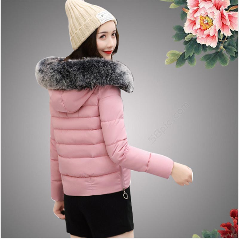 winter jacket women coat parka jaqueta feminina inverno casacos de inverno feminino Korean Hooded Thick parkas for Slim casaco