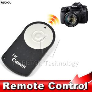 RC-6 RC6 IR Infrared Wireless Remote Control Shutter Release For Canon EOS DSLR SLR