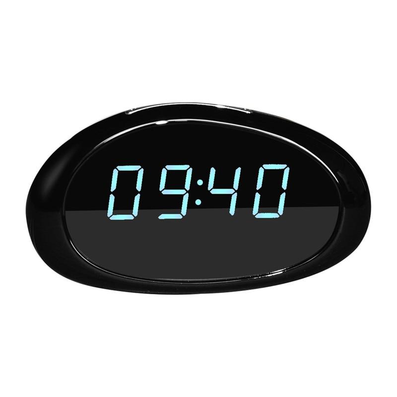 SOONHUA 1080P WiFi Camera Table Alarm Clock Setting Mini Camera Motion Recording Wifi Cam IP Clock Camera Mini DV DVR Camcorder mini camera clock alarm wifi camera p2p livecam ir night vision wifi cam ip 720 mini dv dvr camcorder wifi remote control camera