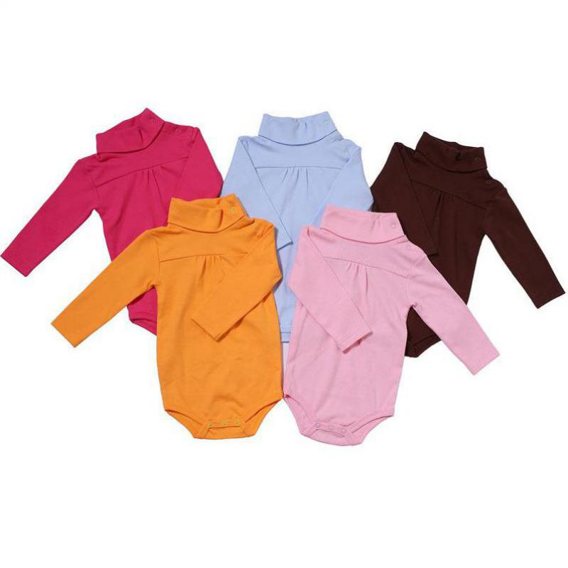83332aeaa1f9 Newborn Baby Girl Clothing Rompers Tiny Cottons Tops Long Sleeve Romper  Outfits Clothes Jumpsuit Ruffled Baby