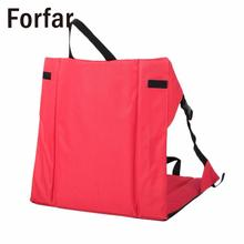 Forfar Super-light Portable Folding Camping Picnic Outdoor Beach Chair Side Table For Drink Hiking Fishing  BBQ Stool Seat Tool