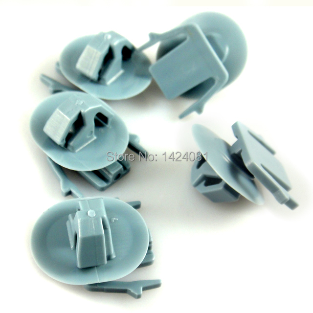 15x OEM качество рокер панель формовочные зажимы для Nissan для муранского 2003 на