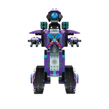 BB13003 M3 333PCS DIY 2.4G Smart Remote Control Building Block RC Robot Toy Intelligent Program for Children Kids Birthday Gift(China)