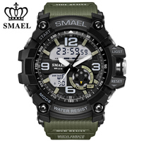 2017 New G Sport Watch Brand Men LED Digital Military Watch S Shock Dive Swim Dress