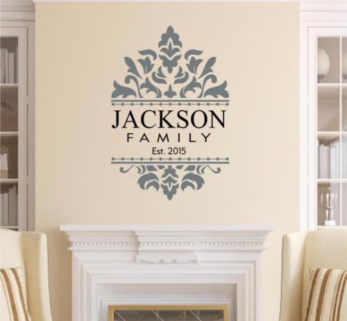 monogram wall decor | Roselawnlutheran