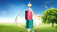 Best цена для низким уровнем шума 100 Вт вертикальной оси ветровой турбины с высокого качества