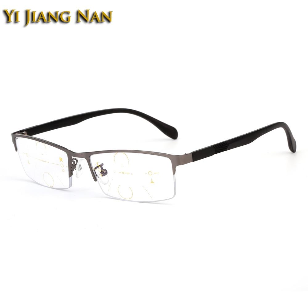 Yi Jiang Nan Brand Lectura y conducción de gafas verifocales Gafas - Accesorios para la ropa - foto 2