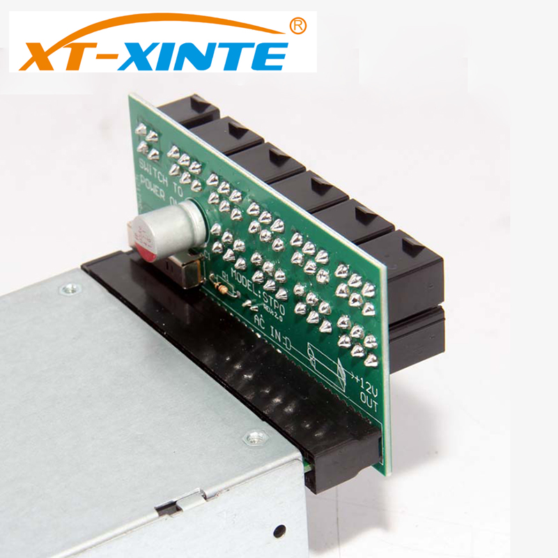 XT-XINTE Power Supply Breakout Board Adapter DPS-800GB/1200FB/1200QB For Ethereum Mining Miner