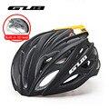 Хит продаж GUB Высокое качество MTB дорожный велосипедный шлем 26 вентиляционных отверстий дышащий интегрированный велосипедный шлем Сверхле...
