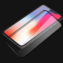 20pcs tempered glass screen protector for iphone x full cover protective film screen protectors saver guard стоимость