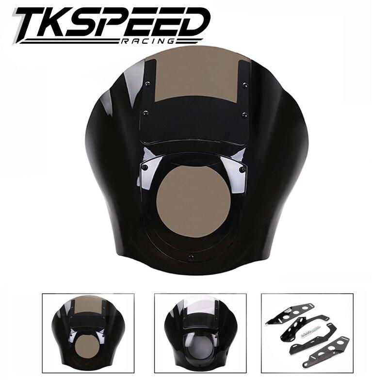 ABS Fairing Kit Black