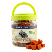 Training Snacks Salmon Cubes, 340g