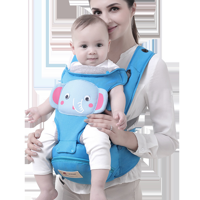 Baby Carrier 3-36 Months Breathable Comfortable Babies Kids Carrier Coton Infant Backpack Adjustable Baby Hip Seat Waist Stool 2018 new baby carrier 0 30 months breathable comfortable babies kids carrier infant backpack baby hip seat waist stool