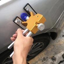 car repair tool hand tools Practical hardware Car Body Paintless Dent Lifter Repair dent puller + 18 Tabs Hail Removal Tool set