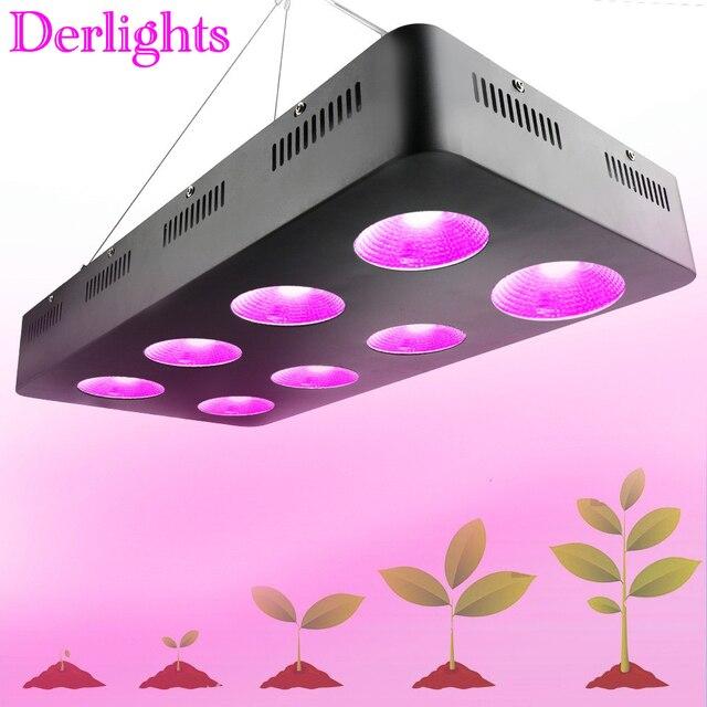 Lampe horticole de croissance Led COB, 2000/1500/1000/500W, spectre complet, éclairage pour tente/chambre de culture médicale de plantes, culture hydroponique