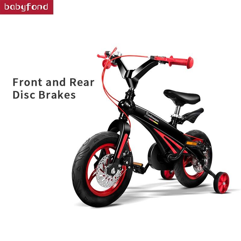 Tricycles pour enfants 2-6 ans bébé poussette enfant vélo accoudoir réglable bébé main chariots gonflables