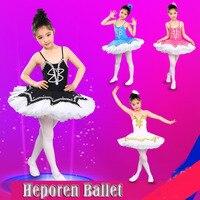 Fairy Ballet Tutu Dress For Kids Multi Colors Ballet Tutu Child Costume Dance Ballet Clothes Dancing
