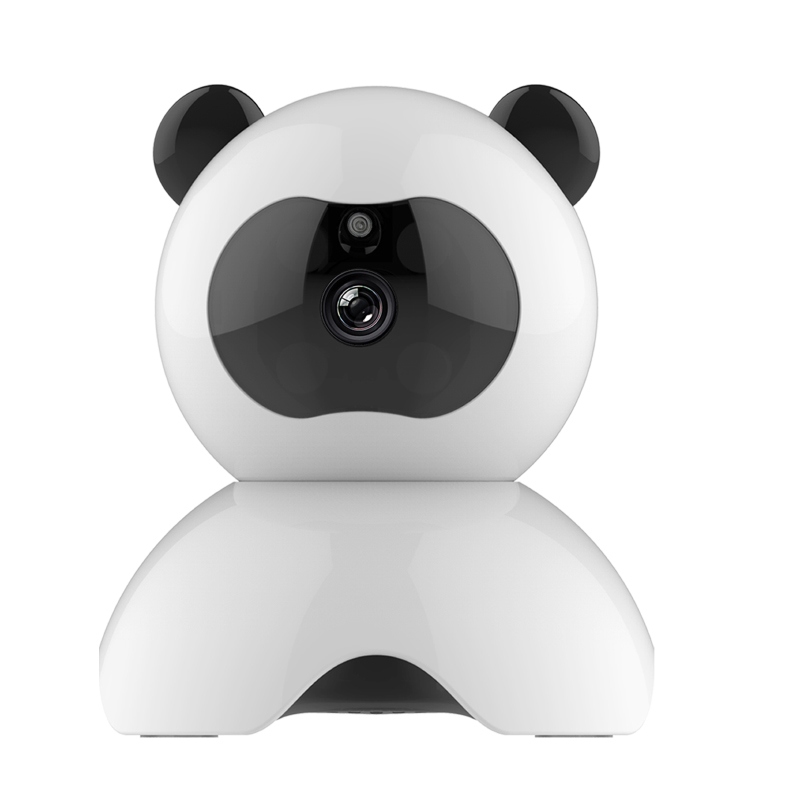 PANDUN Smart Camera Baby Monitor WiFi IP Surveillance Camera 720P Camera with Motion Detection Two Way Audio and Night Vision