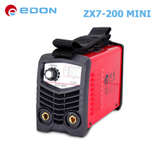 REDBO MMA/ARC/ZX7-200  DC Arc Electric Intenter Welding Machine MMA Welder for Welding Working and Electric Working dekopro mka 200 200a 4 9kva ip21s inverter arc mig 2 in 1 electric welding machine w replaceable welding gun mma welder