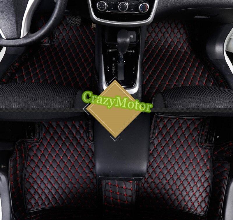 ФОТО NEW ! Car floor mats For NISSAN SUNNY 2001 2002 2003 2004 2005 (N16) car-styling