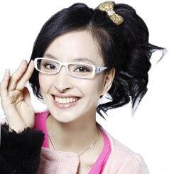 clear lens fashion eye glasses frames for women optical eyewear armacao de oculos de grau