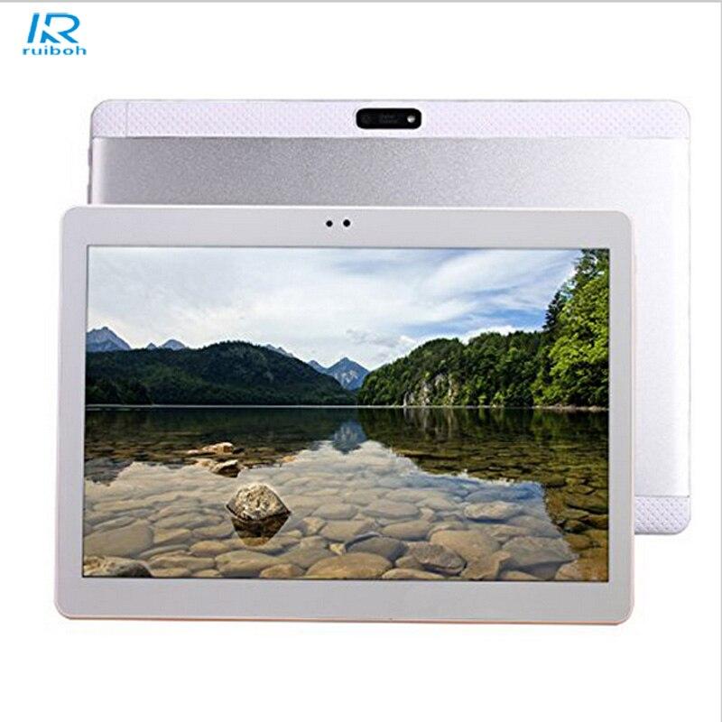 Free Shipping 10 1 inch 3G Tablet PC Octa Core 4GB RAM 32GB ROM IPS 1280