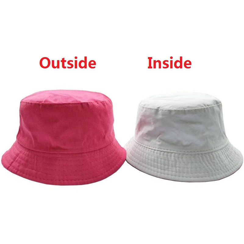 Fashion Solid Color Baby Hat Cotton Sun Hat for Boys Kids Caps for Girls Basin Caps Spring Summer Autumn Children's Hat