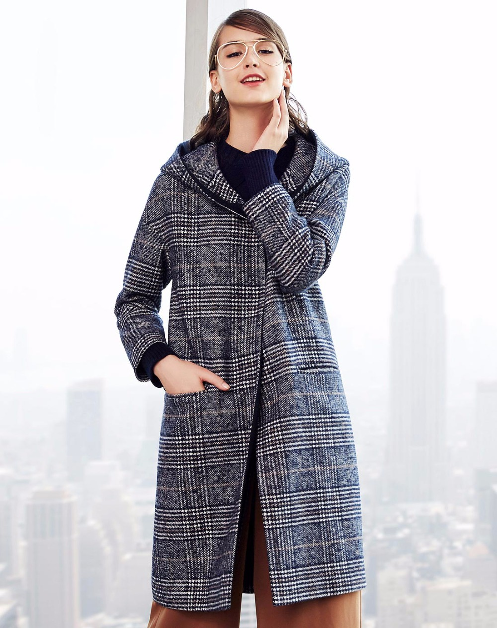 Compare Prices on Plaid Wool Jacket- Online Shopping/Buy Low Price ...