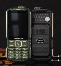 2017 Original PX8000 Power Bank  Mobile Phone GSM Senior old man cell phone 2.8″ Screen Dual sim FM Radio backup big flashlight