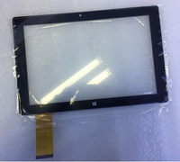 Original New Touch Screen 7 Qumo Altair 702 Tablet Touch Panel Digitizer Glass Sensor Replacement Free
