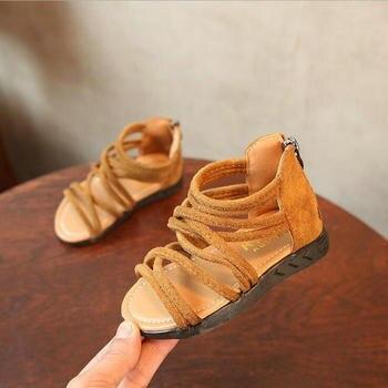 Verano Romanas Planos Zapatos Mujer Sandalias De shrdtQ