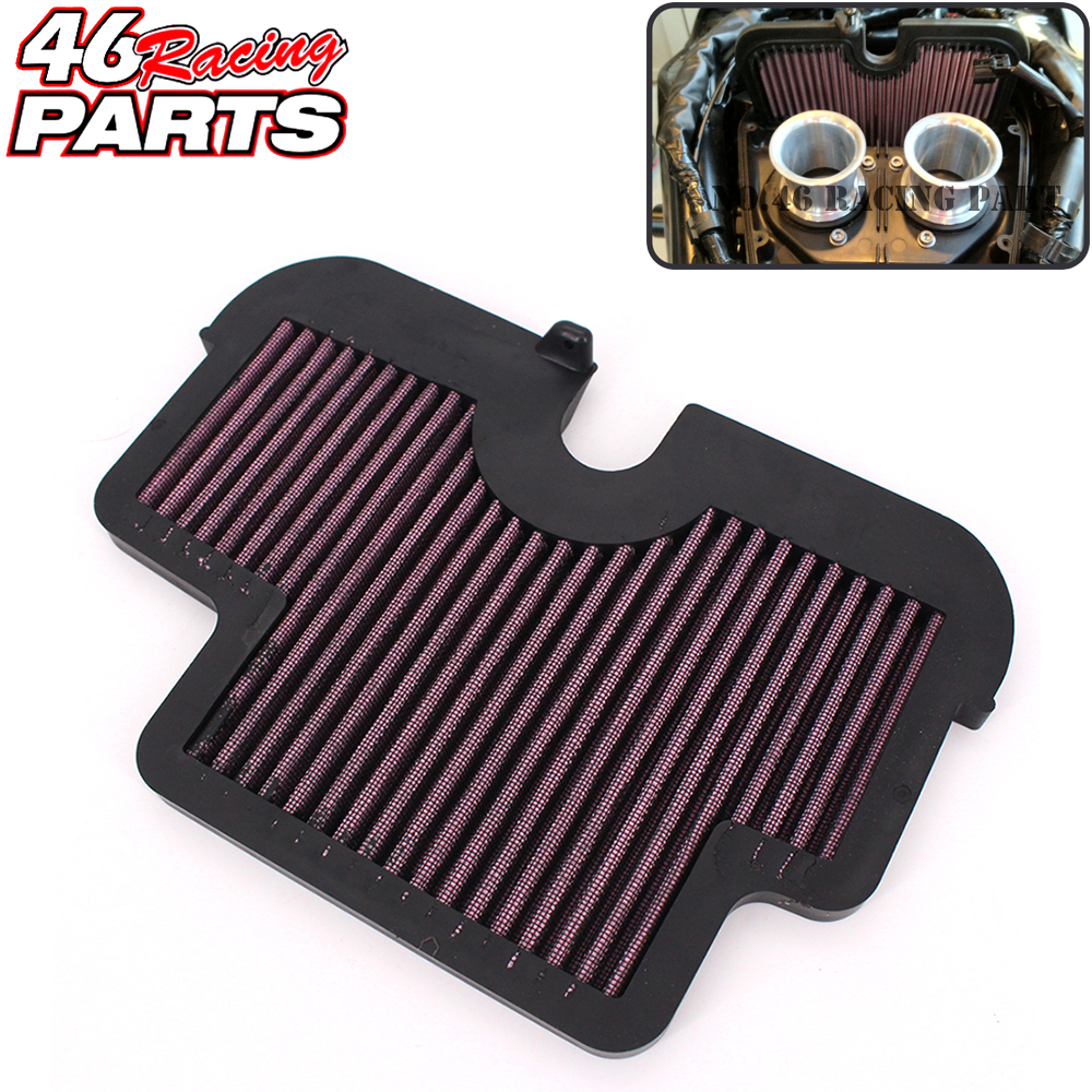 CK CATTLE KING High Quality Motorcycle Air Filter For KAWASAKI Versys 650 ER-6N ER-6F ER 6N/6F ER6N ER6F KLE 650 KLE650 radiator grille guard cover protector for kawasaki er 6n er 6f ninja 650 2012 2016 12 13 14 15 16 er6n er6f ninja650 er 6n 6f