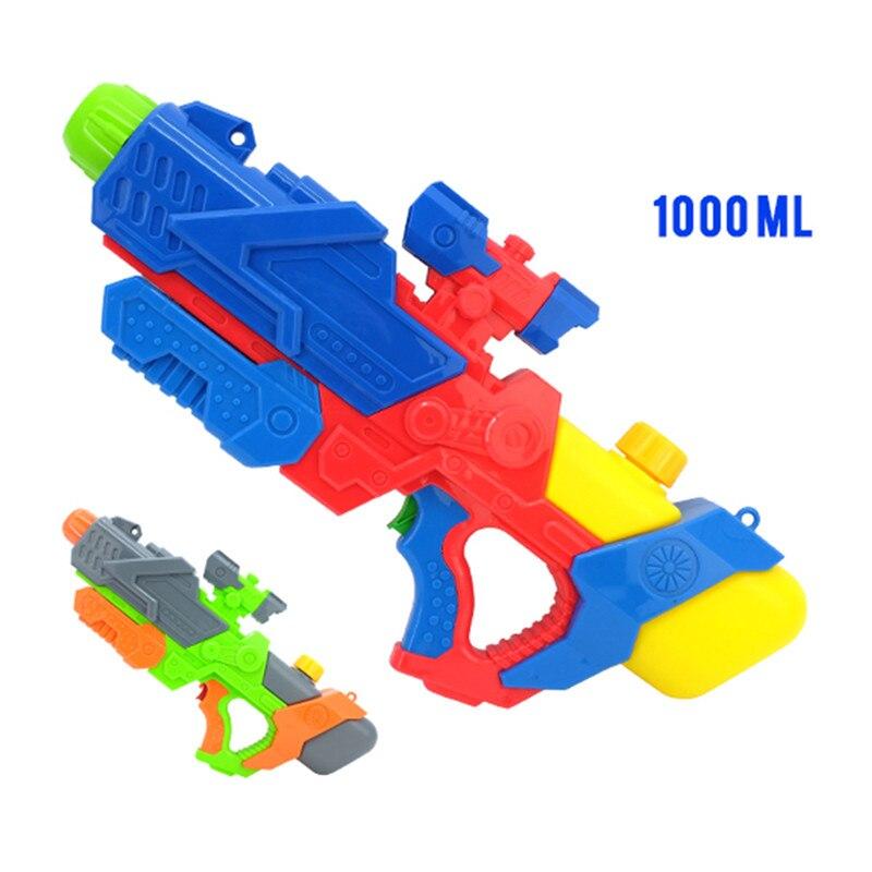 Pistolet jouets jeux de plein air enfants vacances mode nouveau Blaster pistolet à eau jouet enfants coloré plage gicleur jouet pistolet SprayWater