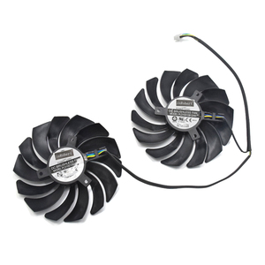 New 95MM Ball Bearing Cooler Fan Replacement For MSI RX 580 570 480 470 Gaming X 8G RX580 RX570 RX480 RX470 Graphics Card Fans(China)