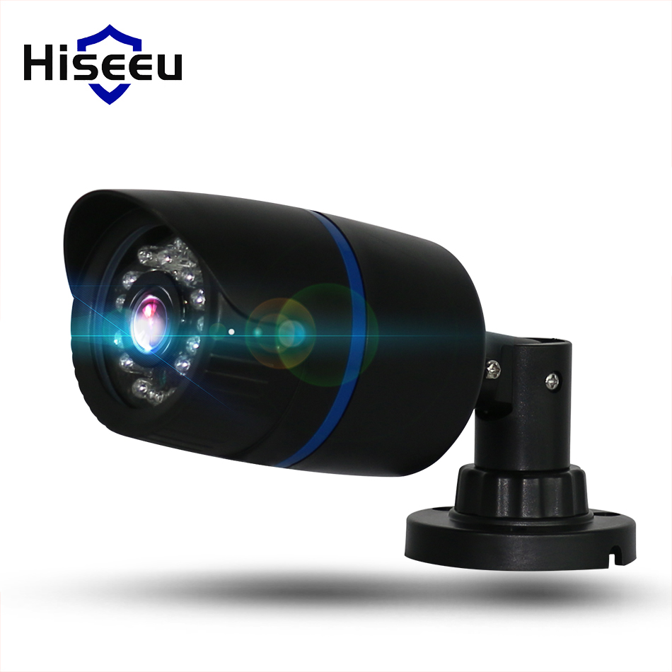 Hiseeu 1080P 2.0MP 24LED IR Waterproof Bullet IP Camera Outdoor CCTV Camera ONVIF Night Vision P2P IP Security Cam with IR-Cut cctv cam ip camera 1080p hd outdoor waterproof pt onvif surveillance inspection dome security camera ir led