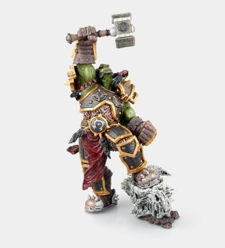 WOW THRALL ACTION FIGURES MODEL STATUE FIGURINES Anime Figure Collectible Model Toy Anime Figure Collectible Model Toy dc wow thrall the orc shamman action figure toys thrall the orc shamman doll pvc acgn figure collectible model toy brinquedos