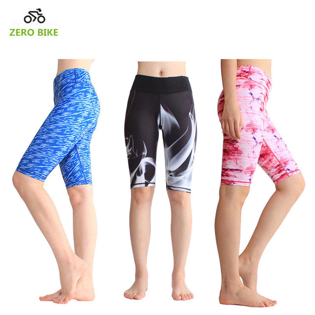 9e7010e4bc Hot Summer 8 Colors Women Cycling Sport Shorts Quick Dry Fitness Yoga  Jogging Compression Tights Shorts