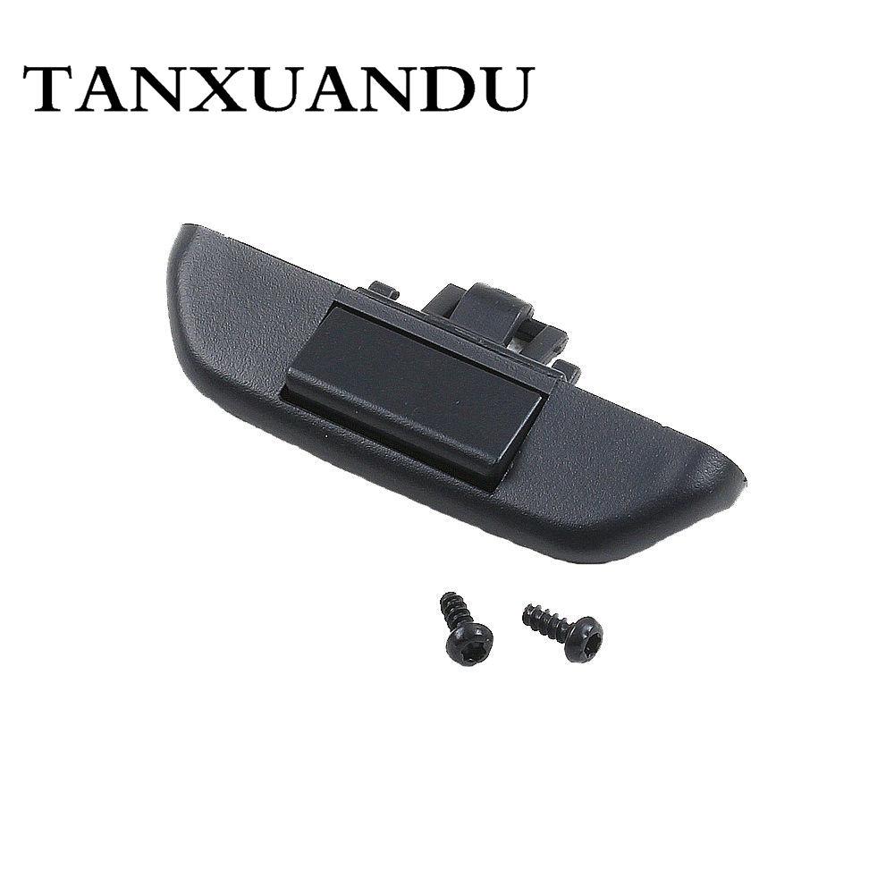 Rear Sunroof Sunshade Release Handle For AUDI Q7 07-15 4L0898924B w/Screws