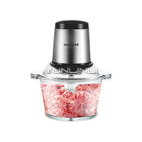가정용 고기 mincer 다기능 푸드 프로세서 전기 고기/계란/생강/진정 기계 JR-002