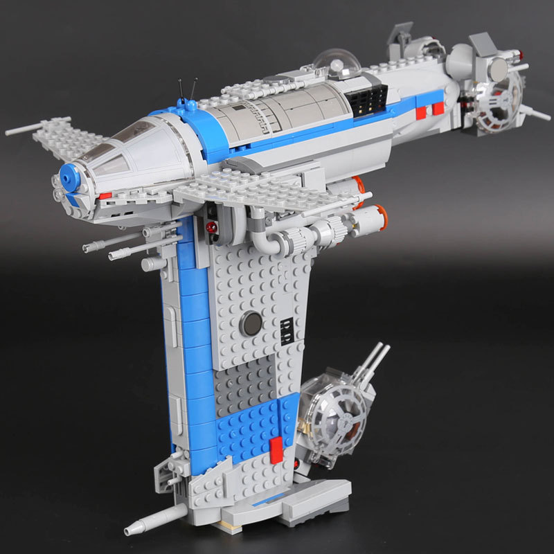 Lepin 05065 Star 691Pcs Wars Series the Y Star wing fighter Set Building Blocks Bricks Educational Toys DIY Christmas Gift 75172 hot sale building blocks assembled star first wars order poe s x toys wing fighter compatible lepins educational toys diy gift