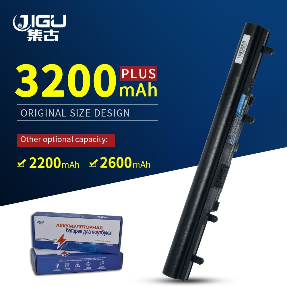 JIGU Laptop Battery For Acer Aspire V5 171 V5-431 V5-471 V5-531 V5-571 AL12A32 V5-171-9620 V5-431G V5-551-8401 V5-571PG