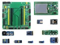 STM32 Доска с STM32 Discovery Kit 32F429I-DISCO + Материнская Плата + 10 Модулей Комплекты 32F429IDISCOVERY Cortex-m4 Совет По Развитию