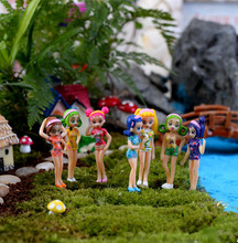 Min order Princess girl Ornament gift Micro ornaments fairy miniatures garden