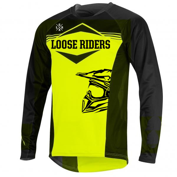 LOOSE RIDER ADULT MTB JERSEY 420.2.0 AM FR DH JERSEY