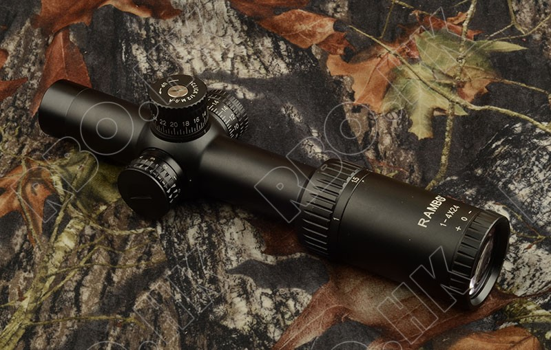 Hunting Shooting 1-4x24 Sf Rifle Scope First Focal Plane Rifle Scope 1.25 Inch Diameters M5246 1 5 4 28 rifle scope rifle scope shooting hunting pp1 0165