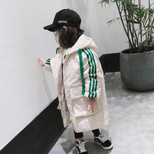 Comfortable and Warm 2018 New Baby Kids  Fashion Casual Down Winter Coat Boys Outerwear Snowsuit Overcoat Clothe