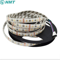 5m 4 Color In 1 Led Chips RGBW RGBWW 5050 SMD Led Strip DC12V Waterproof Non